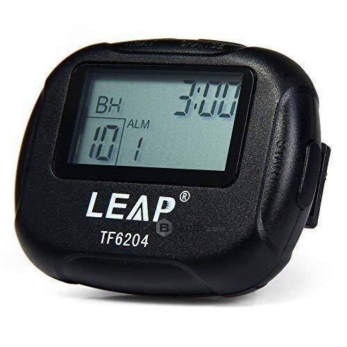 #1 Premium Boxeo Temporizador (Leap ) Gimnasio Fitness Entrenamiento Electrónica Leap Intervalos y Cronómetro Deportivo Crossfit Segmento Temporizador, Ejercicio Intervalos/Circuit