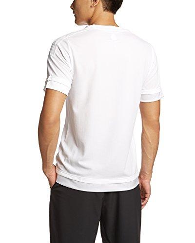 1ª Equipación Real Madrid CF 2015/2016 - Camiseta oficial adidas, talla 164