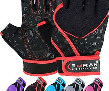 guantes crossfit mujer