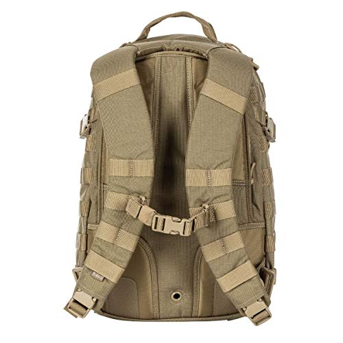 5.11 Tactical Rush 12 Mochila, Unisex, Adulto, Beige (Sandstone), Talla única