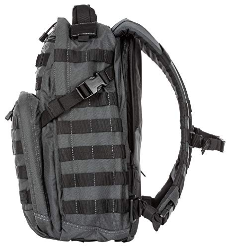5.11 Tactical Rush 12 Mochila, Unisex, Adulto, Multicolor (Doble tap), Talla única