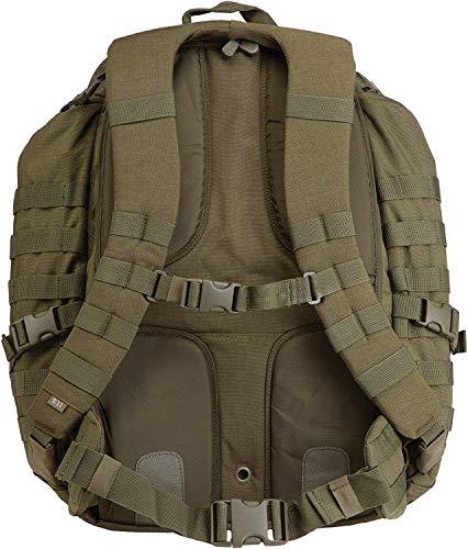 5.11 Tactical Rush 72 Backpack 58602 - Mochila Rush, Adulto, Verde (TAC OD Green - 188), Talla única