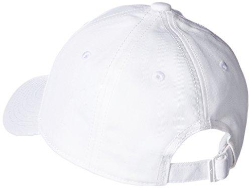adidas 6P Cap Cotton Gorra de Tenis, Hombre, Blanco (Blanco/Blanco/Negro), M