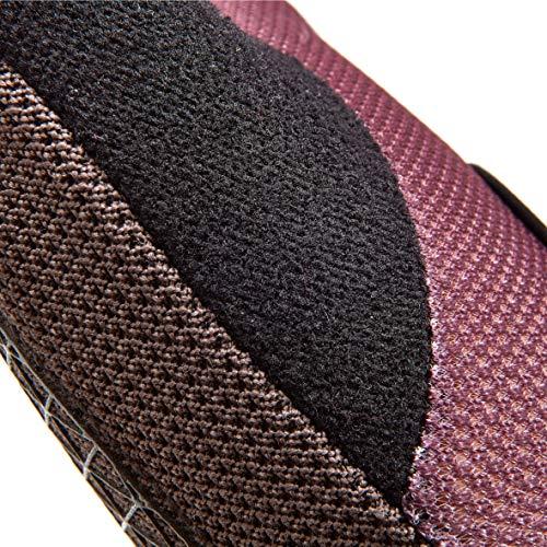 adidas ADGB-13215 Guantes de Rendimiento, para Mujer, Púrpura, L-19-20 cm (Alrededor de la Palma)
