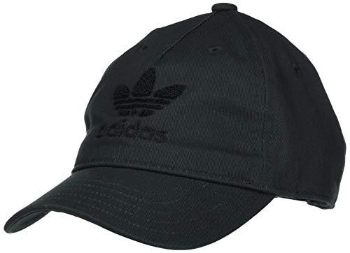 adidas Adicolor Dad Gorra, Unisex Adulto, Negro (Black), OSFM