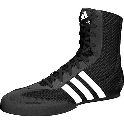Adidas Boxschuh Box Hog 2, Calzado de Boxeo Para Hombre, Negro, 42 EU