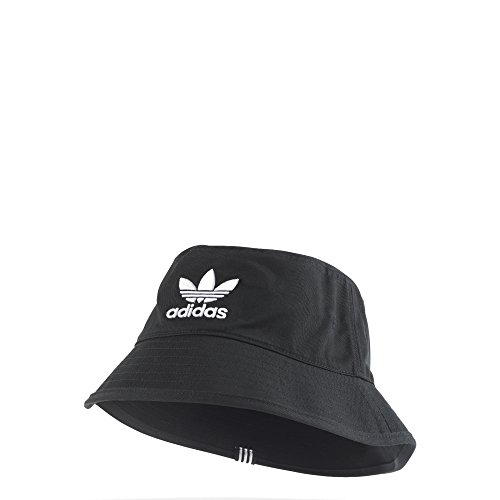 adidas Bucket AC Sombrero, Hombre, Negro, OSFM
