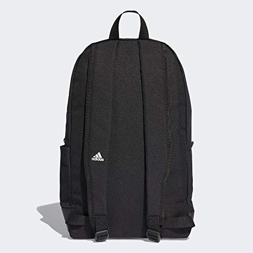 adidas CLAS BP Bos Mochilla de Deporte, Unisex Adulto, Black/Black/White, NS