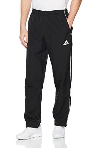 Adidas CORE18 PRE PNT Sport trousers, Hombre, Black/ White, M