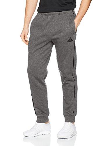 adidas CORE18 SW PNT Pantalones de Deporte, Hombre, Gris (Gris/Negro), S