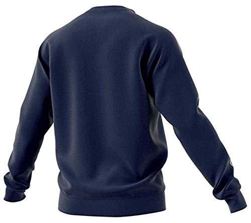 Adidas CORE18 SW Top Sudadera, Hombre, Azul (Azul/Blanco), S