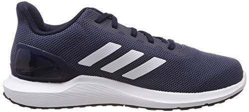 Adidas Cosmic 2, Zapatillas de Running para Hombre, Azul (Trace Blue F17/Ftwr White/Legend Ink Trace Blue F17/Ftwr White/Legend Ink), 42 EU