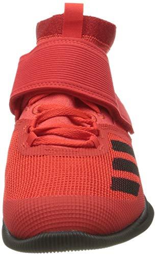 adidas Crazy Power Rk, Zapatillas de Deporte Interior para Hombre, Rojo (Red Bb6361), 40 EU