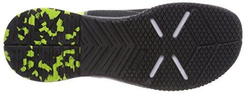 Adidas CrazyPower TR M, Zapatillas de Deporte para Hombre, Gris (Carbon/Negbas/Negbas 000), 46 2/3 EU