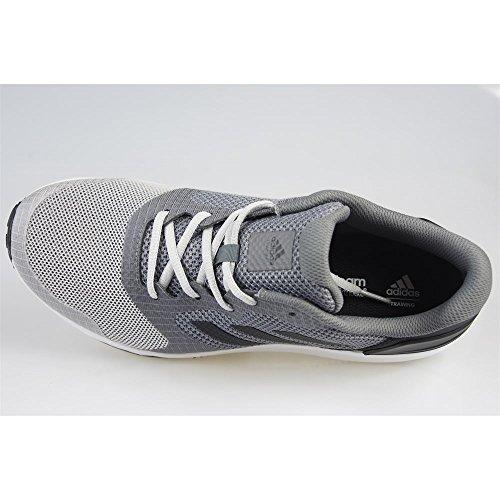 Adidas Crazytrain 2 Cloudfoam M, Zapatillas para Correr para Hombre, Gris (Grey Two/Core Black/Grey Four), 41 1/3 EU