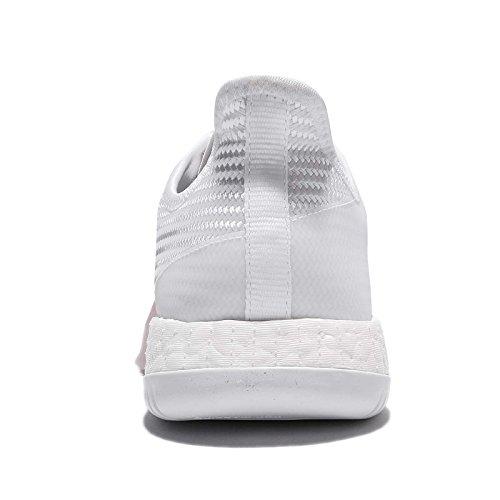 adidas Crazytrain Elite M, Zapatillas de Gimnasia para Hombre, Multicolor (FTWR White/Silver Met/Core Black), 44 EU