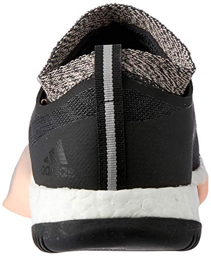 adidas Crazytrain Elite W, Zapatillas de Deporte para Mujer, Negro (Negbás/Carbon/Narcla 000), 38 2/3 EU