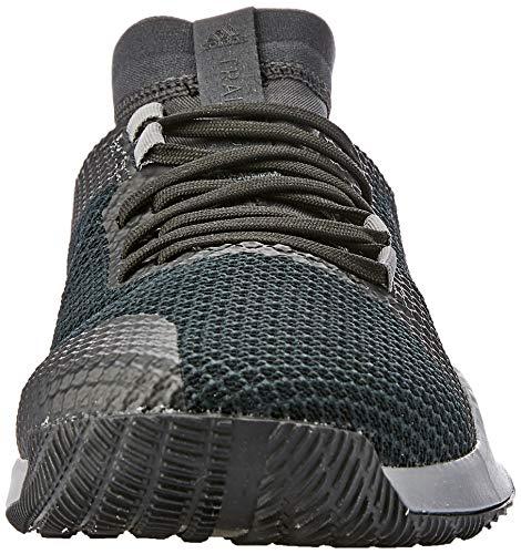 adidas Crazytrain Pro 3.0 M, Zapatillas de Deporte para Hombre, Negro (Negbás/Gritre 000), 47 1/3 EU