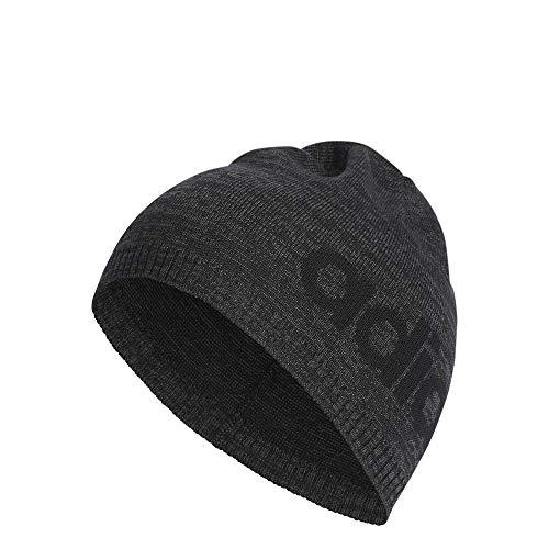 Adidas Daily Beanie LT Hat, Unisex Adulto, Black Heather/Black, OSFM