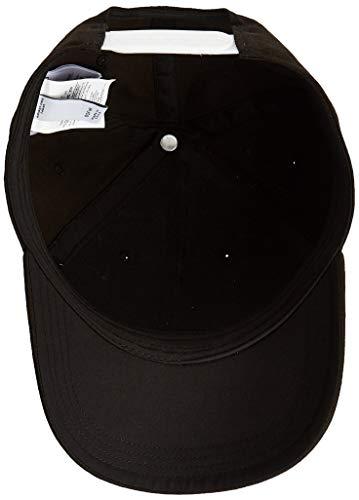 adidas Daily Cap - Gorra, Mujer, Negro/Blanco, Talla Única