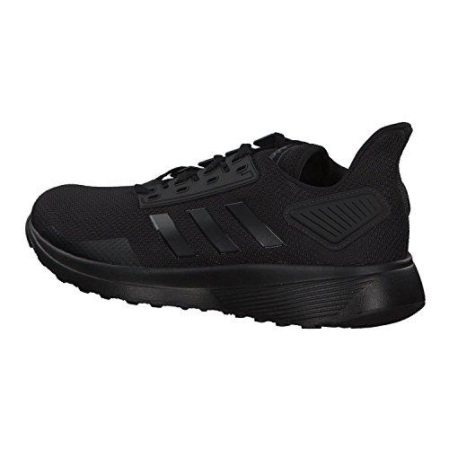 Adidas Duramo 9, Zapatillas de Entrenamiento para Hombre, Negro (Core Black/Core Black/Core Black 0), 43 1/3 EU