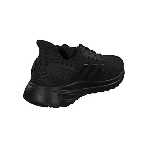 Adidas Duramo 9, Zapatillas de Entrenamiento para Hombre, Negro (Core Black/Core Black/Core Black 0), 46 EU