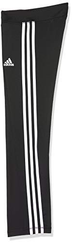 adidas Equipment 3S, Mallas para Niñas, Negro (Black/White), 152 (Talla del fabricante:11-12 años)