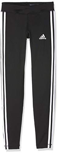adidas Equipment 3S, Mallas para Niñas, Negro (Black/White), 170 (Talla del fabricante:14-15 años)