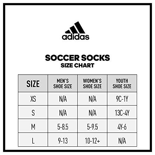 adidas Equipo velocidad fútbol calcetines - 103893, Shock Pink/Black/Light Onix