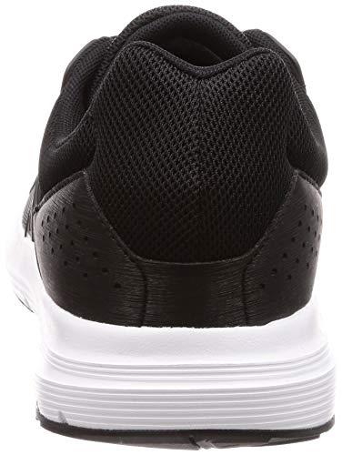 Adidas Galaxy 4 M, Zapatillas de Entrenamiento para Hombre, Negro (Core Black), 44 EU
