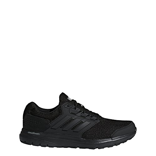 adidas Galaxy 4 m, Zapatillas de Entrenamiento para Hombre, Negro (Core Black/Core Black/Core Black 0), 44 2/3 EU