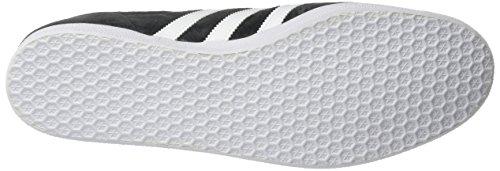 adidas Gazelle, Zapatillas de deporte Unisex Adulto, Gris (Dgh Solid Grey/White/Gold Metallic), 41 1/3 EU