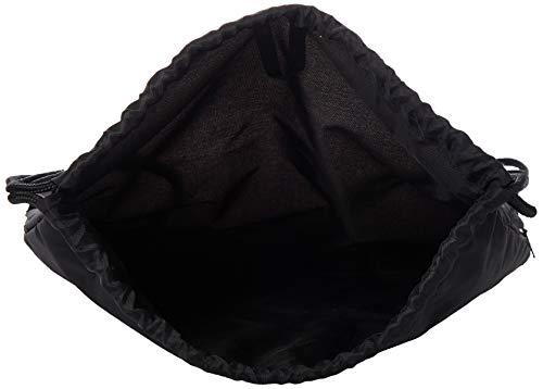 adidas Gymsack SP Bolsa de Deporte, Unisex Adulto, Black/Black/White, NS