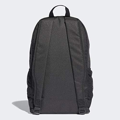 adidas Lin Core Bp Sports Backpack, Unisex adulto, black/black/white, NS
