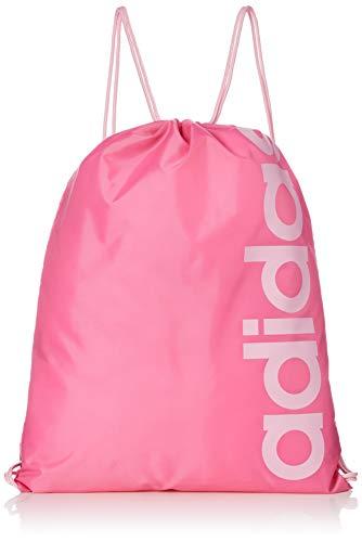 adidas Linear Core, Mochila Unisex Adulto, Rosa (Solar Pink/True Pink), 1x37x47 centimeters (W x H x L)