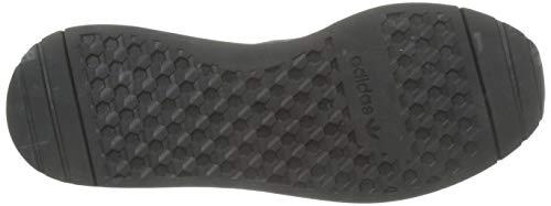 adidas N-5923, Zapatillas de Gimnasia para Hombre, Gris (Grey Six/Core Black/Ftwr White), 42 EU