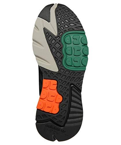 Adidas Nite Jogger EE5549 (43 1/3 EU, BLK/Grey/Ora)