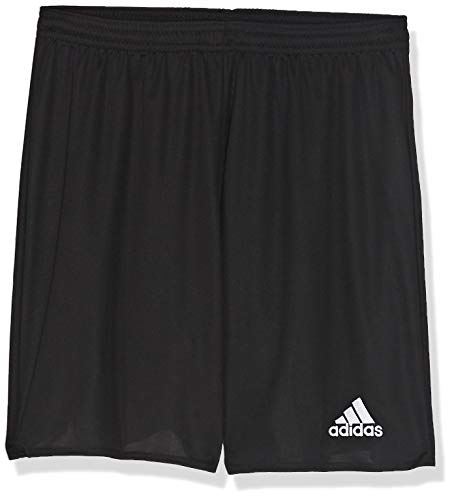 adidas Parma 16 SHO Sport Shorts, Hombre, Black/White, L