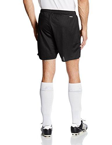 adidas Parma 16 SHO WB Pantalones Cortos de Deporte, Hombre, Black/White, M