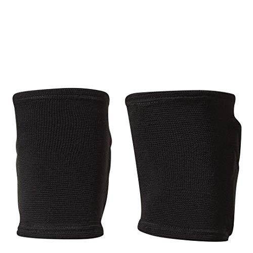 adidas Performance KP Elite Volleyball Knee Pad, Black/White, Small