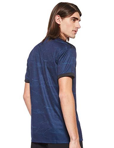 adidas Real A JSY T-Shirt, Hombre, Night Indigo, M