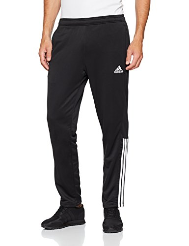 Adidas REGI18 PES PNT Sport trousers, Hombre, Black/ White, L