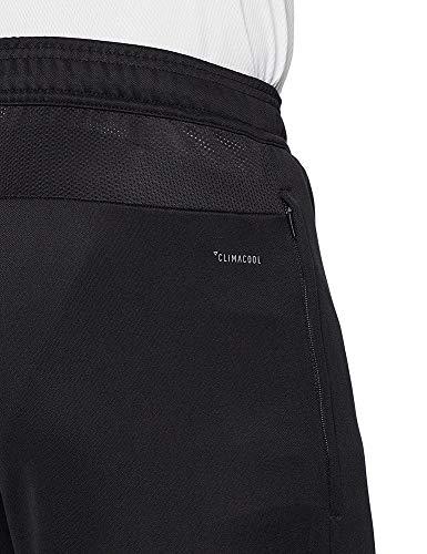 Adidas Regista 18 - Pantalónes de fútbol para Hombre, Negro, S