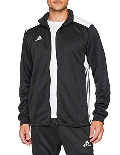 Adidas Regista 18 Track Top Chaqueta Deportiva, Hombre, Negro (Black/White), 2XL