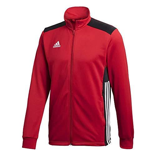 Adidas Regista 18 Track Top Chaqueta Deportiva, Hombre, Rojo (Power Red/Black), L