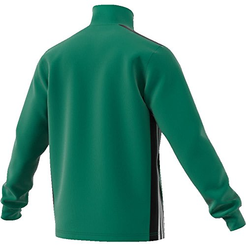 Adidas Regista 18 Track Top Chaqueta Deportiva, Hombre, Verde (Bold Green/Black), S