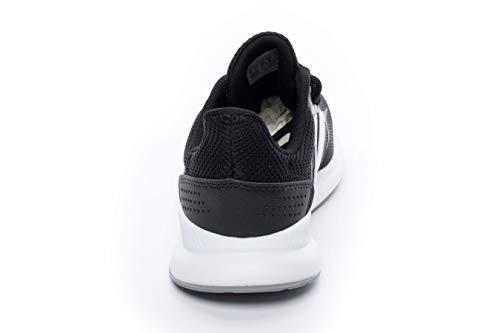 Adidas Runfalcon, Zapatillas de Trail Running para Mujer, Negro (Negbás/Ftwbla/Gritre 000), 38 2/3 EU