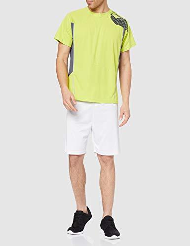 adidas Spiro Camiseta de Entrenamiento para Hombre, Hombre, Training, Azul Claro, X-Large