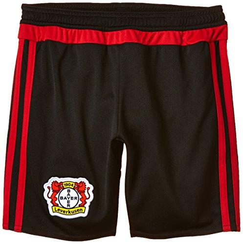 adidas Streetcourt B04 2015 Team Camiseta Negro Black/Scarlet Talla:164