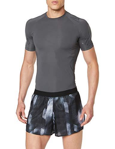 adidas Sub 2 Split M Pantalones Cortos de Deporte, Hombre, Black/White, L